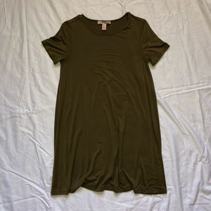 Forever 21 Simple T-Shirt Dress